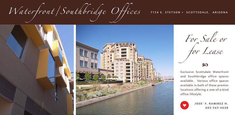 Scottsdale Waterfront - Southbridge Offices