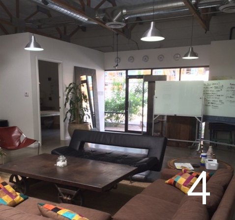 Downtown Tempe Office - Modern creative space